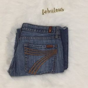 Dojo 7 for All Mankind Jeans size 29